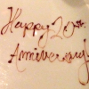 Thumbnail image for 20th Anniversary Dinner