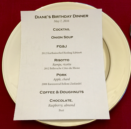 Post image for Eleventh Annual Birthday Dinner