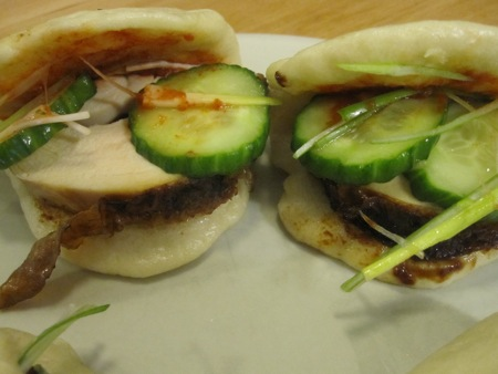 ... Book: Chinese Roast Chicken Buns with Scallions and Spicy Hoisin Sauce