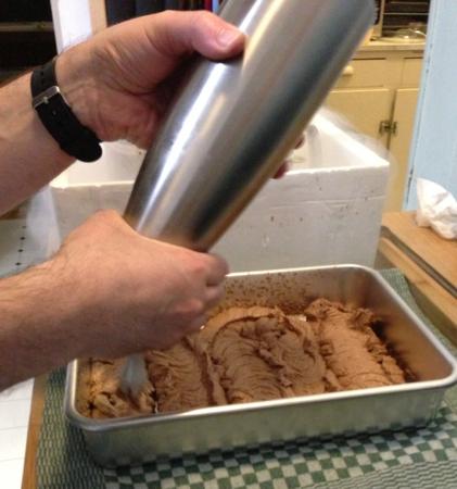 Chocolate Foam