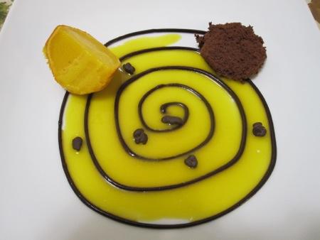 Clementine, Chocolate