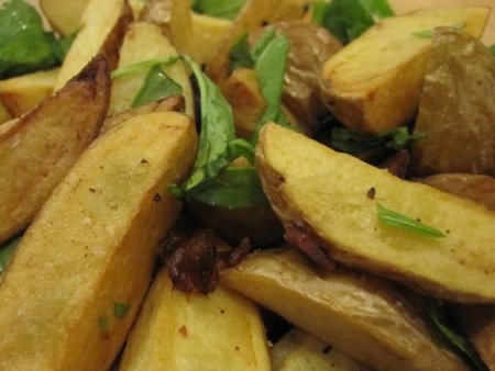 Confit Fingerling Potatoes