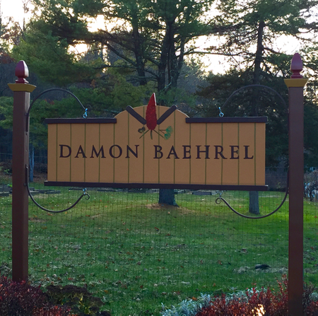 Post image for Dinner At Damon Baehrel