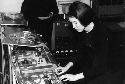 Delia Derbyshire