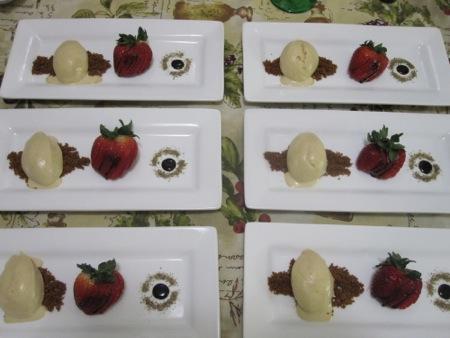 Foie Gras Ice Cream