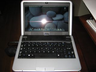 OS X 10.5.6 on a Dell Mini