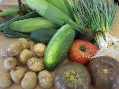 Farmer's Market 7-31-10