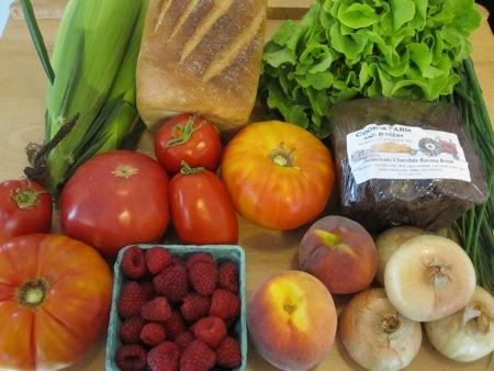 Farmer's Market 8-21-10