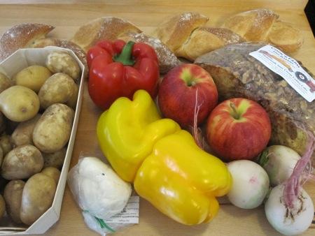 Farmer's Market 10-16-10