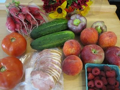 Farmer's Market 7-24-10