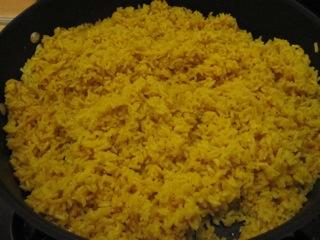 Finished rice