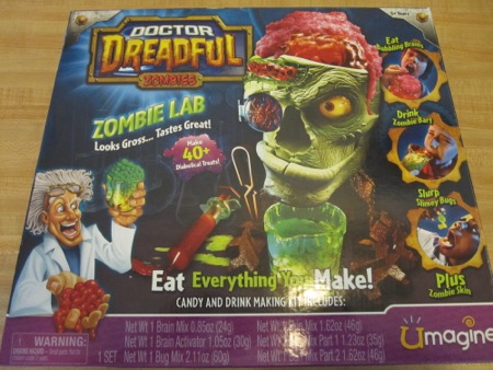 Dr. Dreadful Zombie Lab