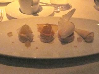Pear and Caramel