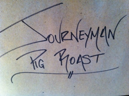 Journeyman Pig Roast